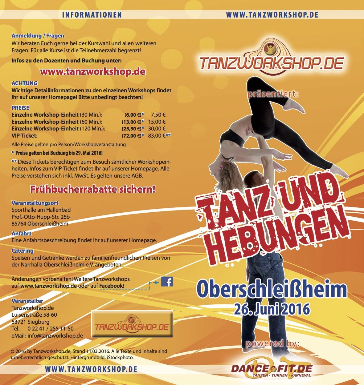 Tanzworkshop 2016 1