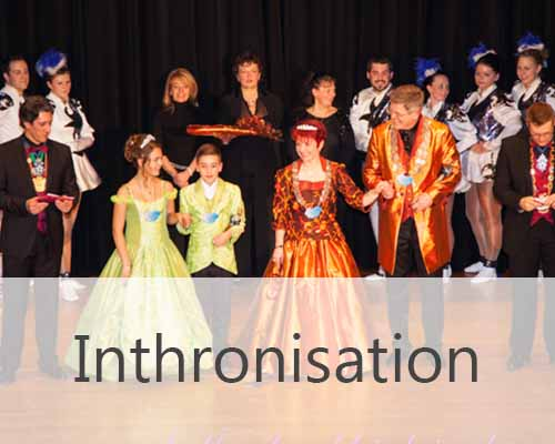 Inthronisation