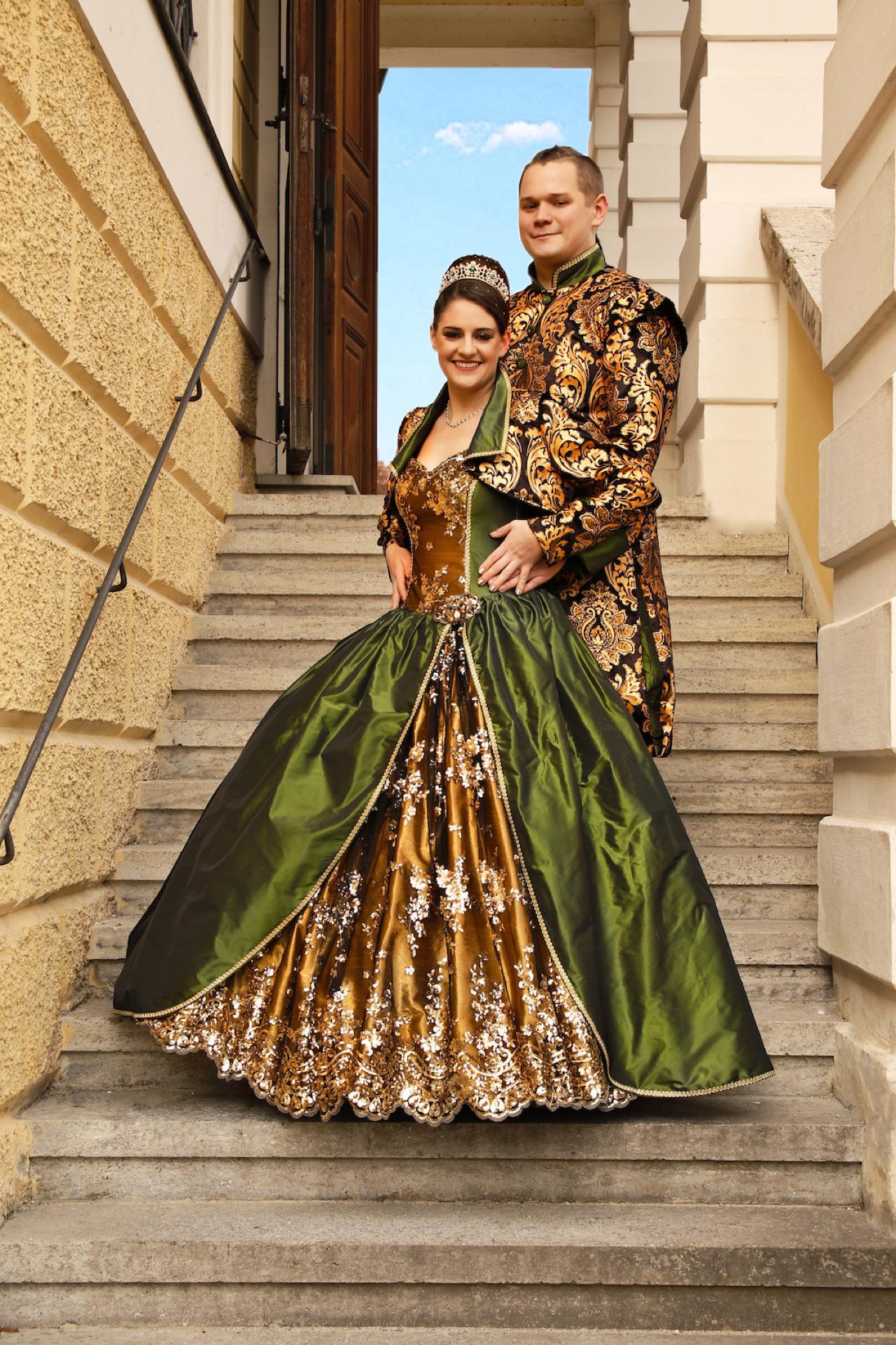 Nikolas I. & Daniela I.