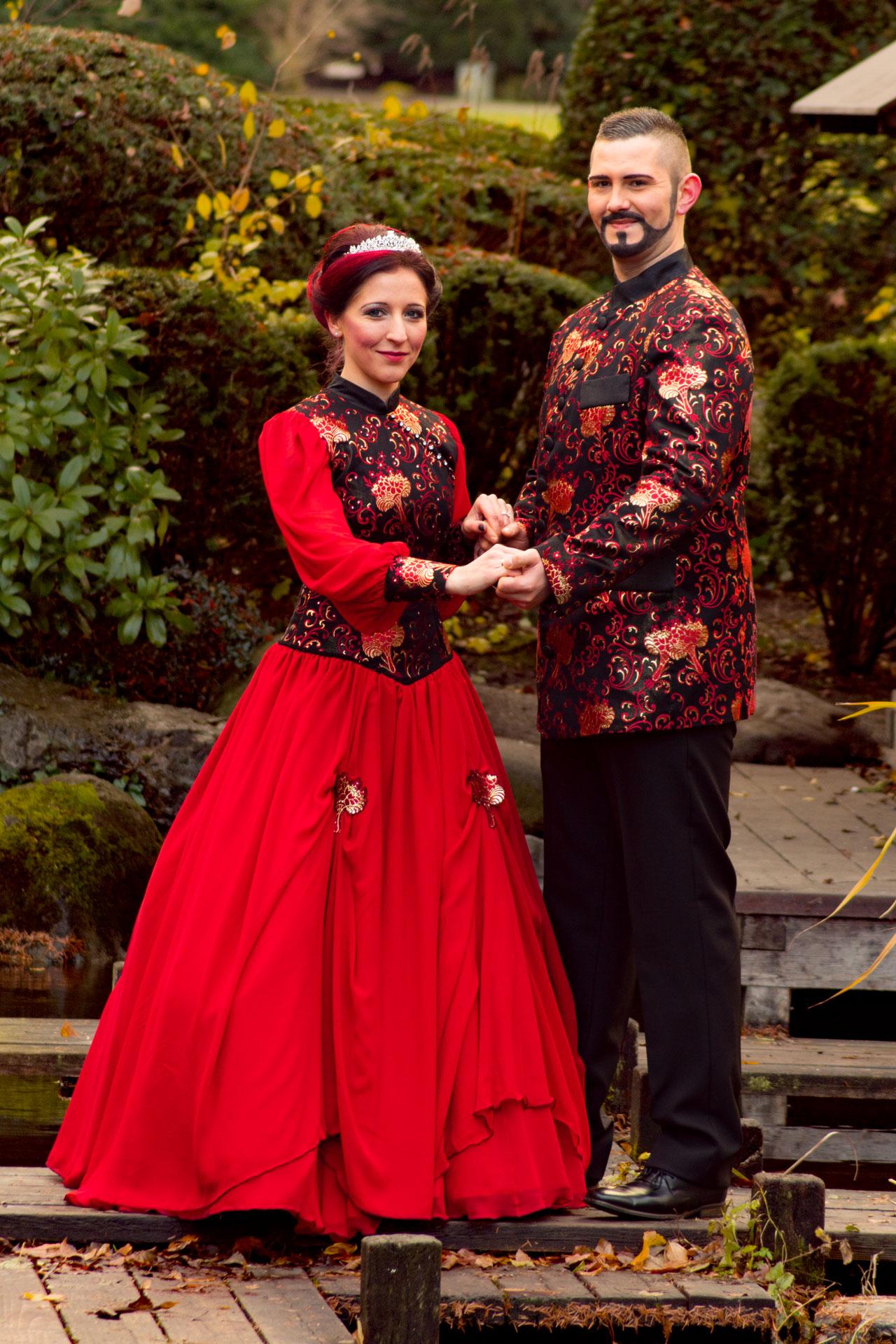 Andreas I. & Rebecca I.