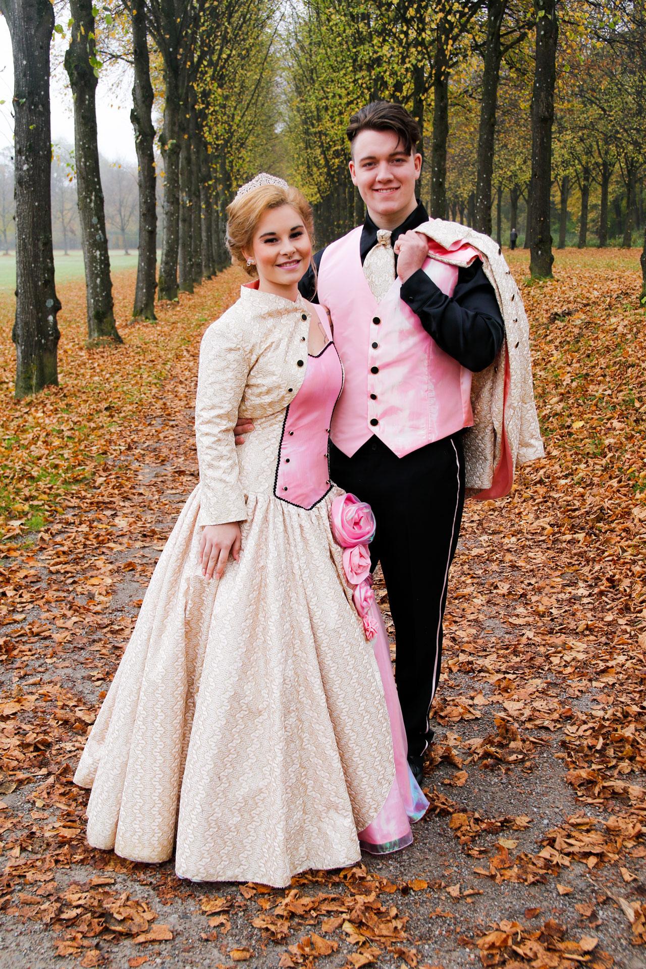 Tommy I. & Saskia I.