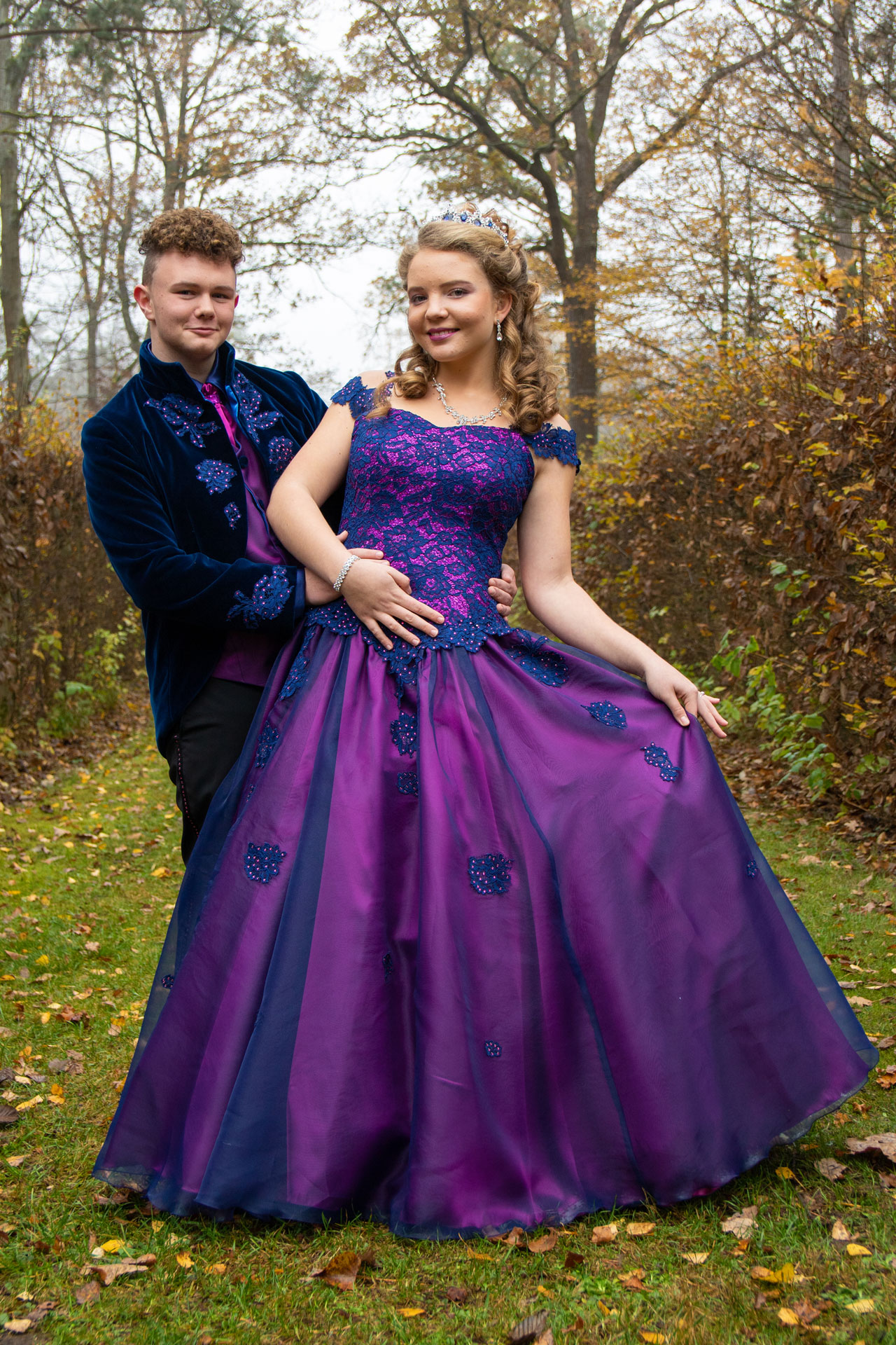 Benjamin I. & Rebecca I.