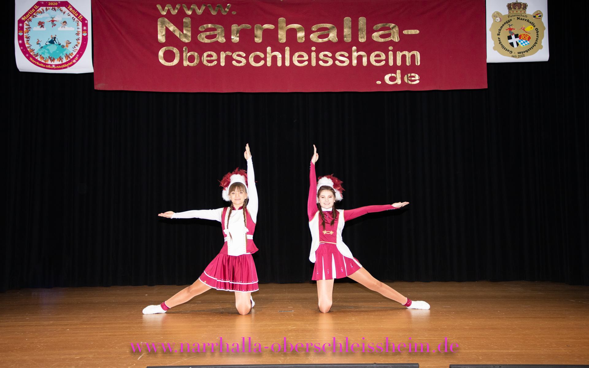 Tanzmariechen